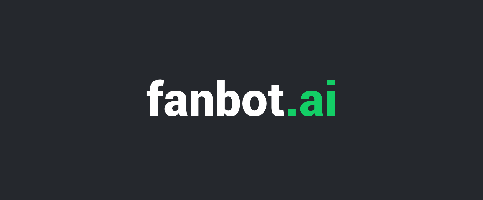 Fanbot ai - bot platform for marketing, sales and fan engagement