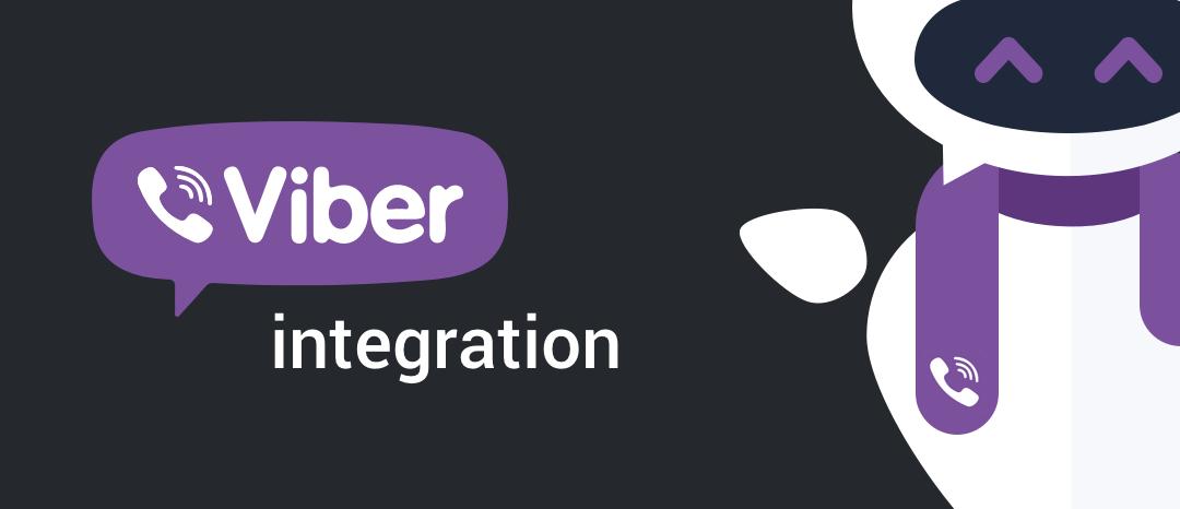 Viber partnership and integration