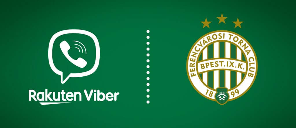 Fradi Viber – sports chat and messaging marketing in football