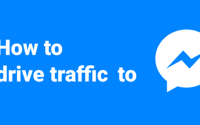 How to drive traffic to your Facebook Messenger chatbot?