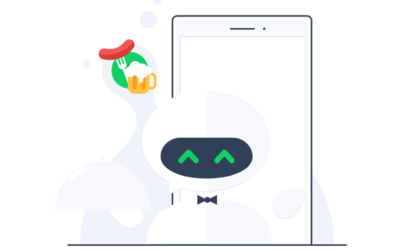 Use cases – in-venue food order